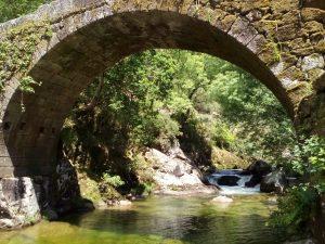 Ponte romana da Portela (ponte velha)