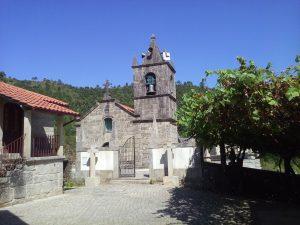 Igreja Paroquial de Sistelo